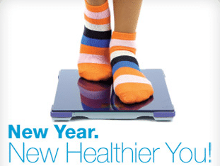 New Year Healthier You