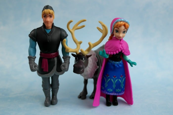 Kristoff Sven and Anna Toys #FrozenFun #shop #cbias