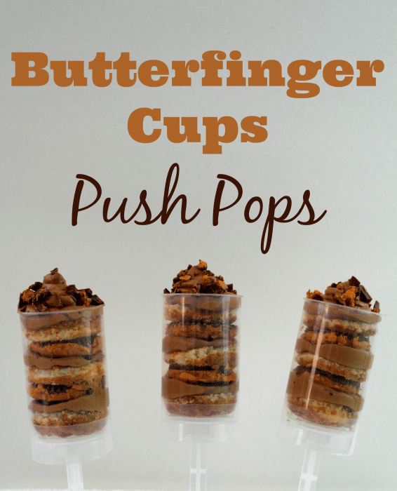 Butterfinger Cups Push Pops #thatnewcrush #shop #cbias