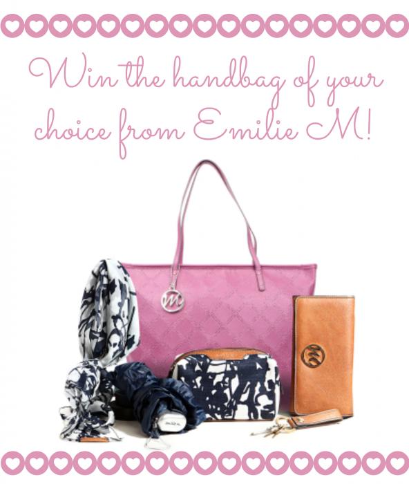 Emilie M Giveaway