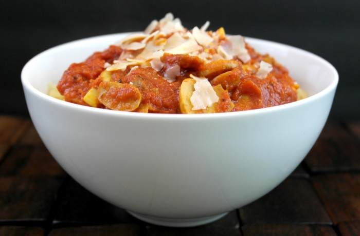 Homemade Tasting Spaghetti Sauce