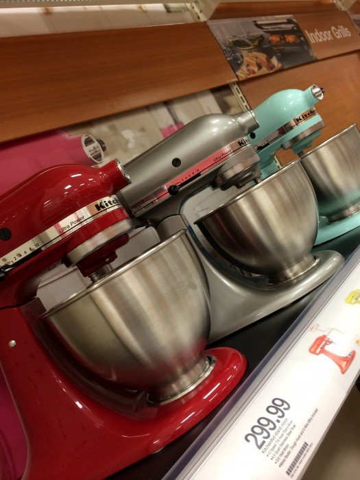 Kitchen Aid at Target