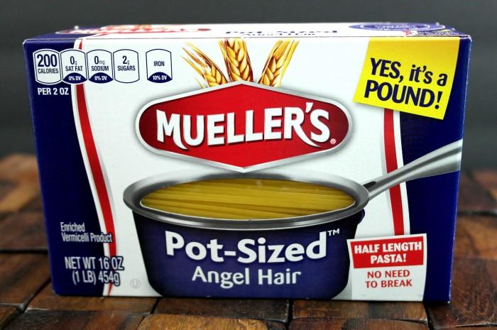 Mueller's Pot-Sized Pasta