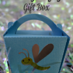 {Tutorial} Dragonfly Gift Box