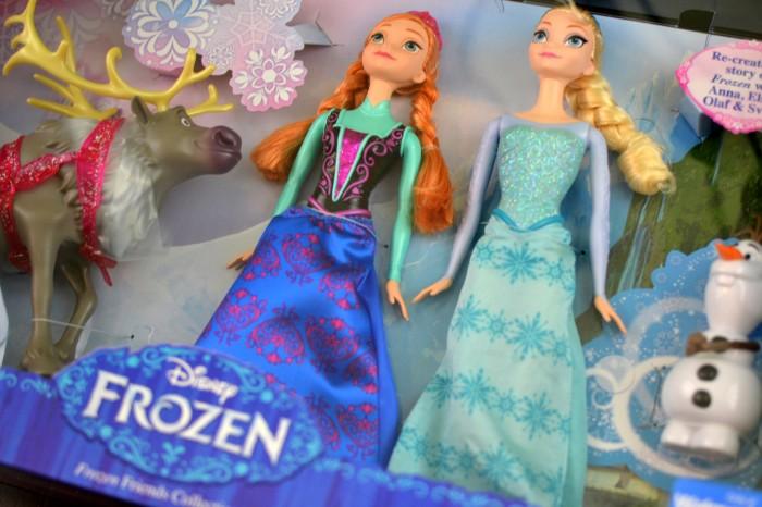 Frozen Friends Collection