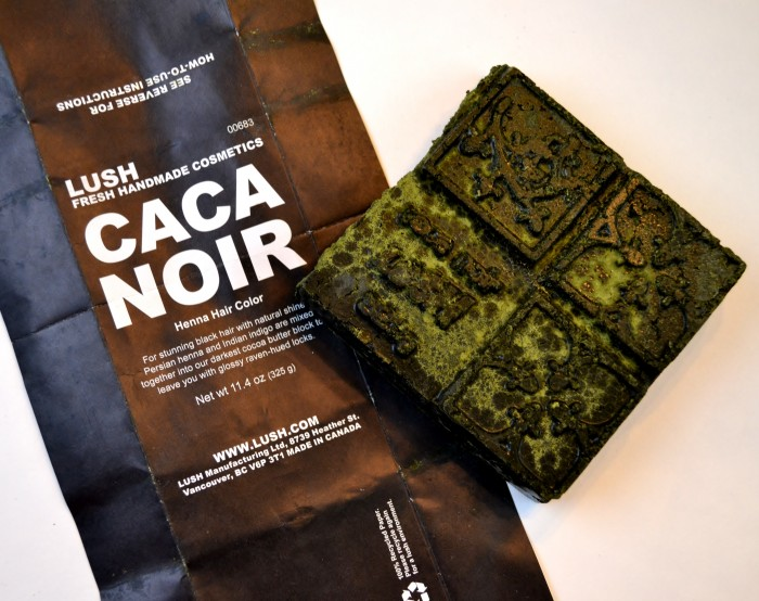 Lush Caca Noir Henna