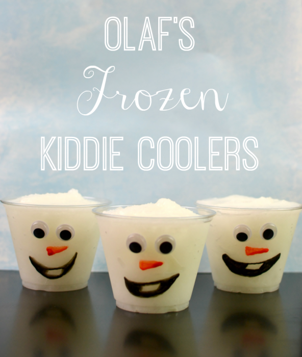Olaf's Frozen Kiddie Coolers