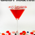 {Recipe} Sweet Dreams Candy Martini