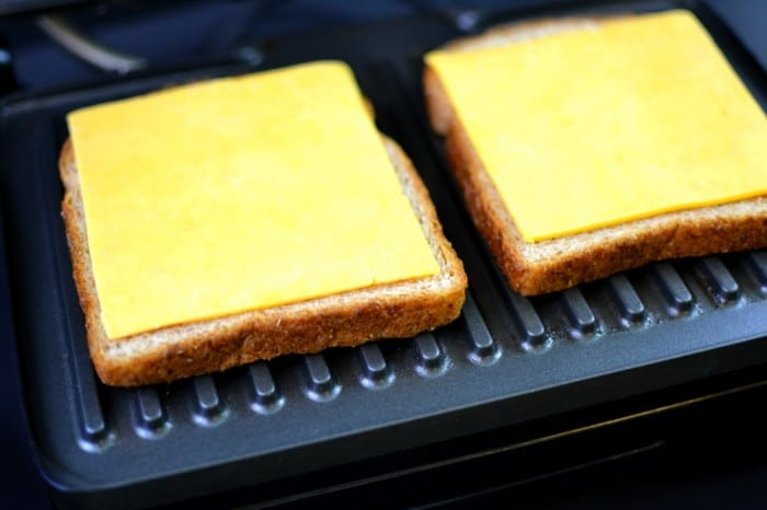 Grilled Cheese Tips