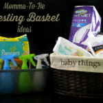 Momma To Be Nesting Basket Ideas