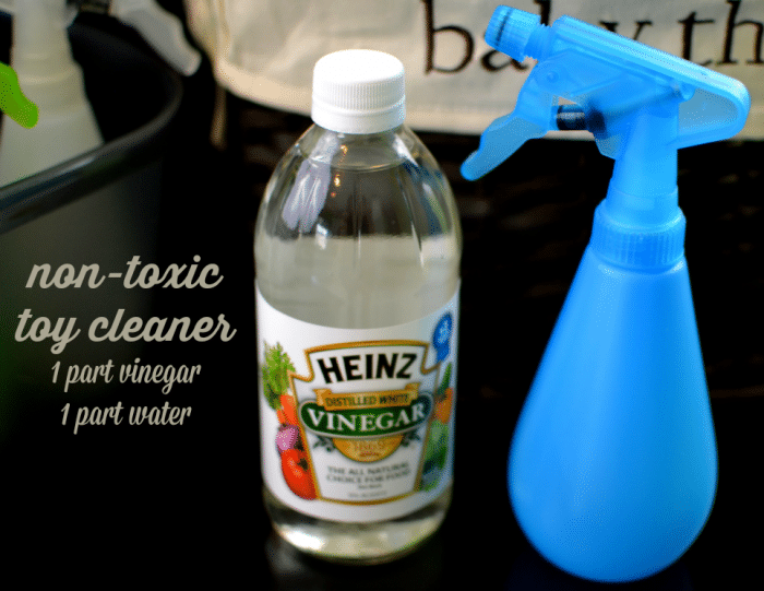 Non Toxic Toy Cleaner
