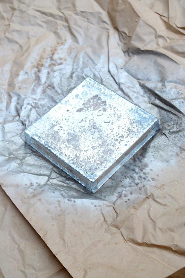 Make your own Mercury Glass Jewelry Tray