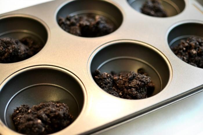 Cookie Crust Bowls