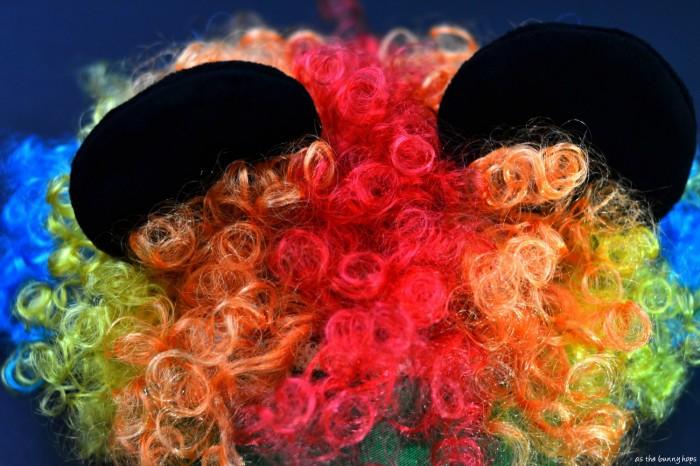 Clown Mickey Ears