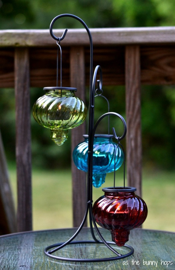 Decorate Outdoors with Festive Lanterns