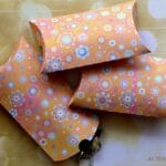 {Tutorial} Pillow Boxes in Minutes