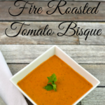 {Recipe} Vegetarian Fire Roasted Tomato Bisque