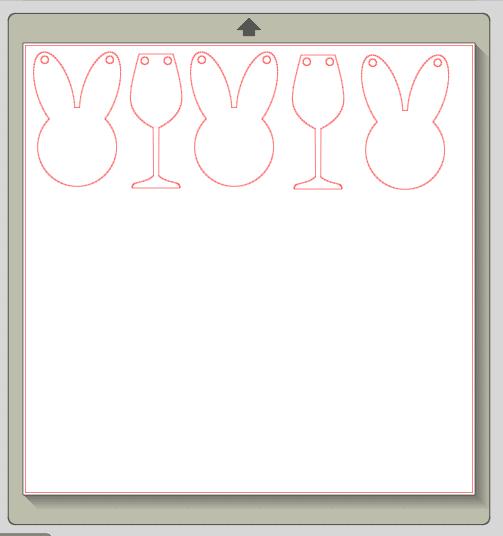 Bunny Wine Banner