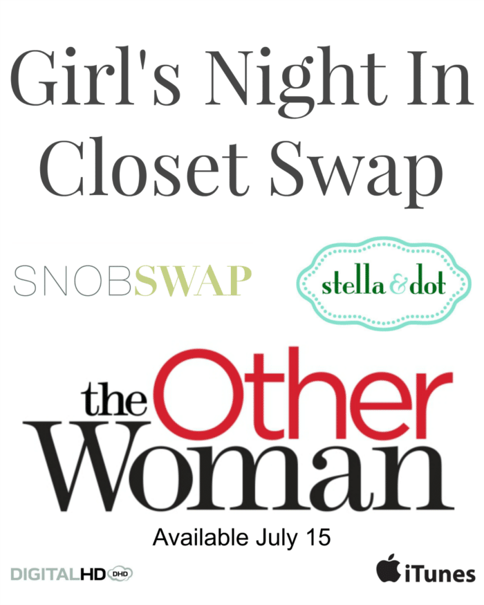 Girls Night In Closet Swap