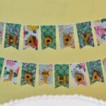 {Tutorial} Everlasting Cake with Bunting