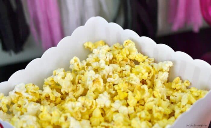 Movie Night Popcorn