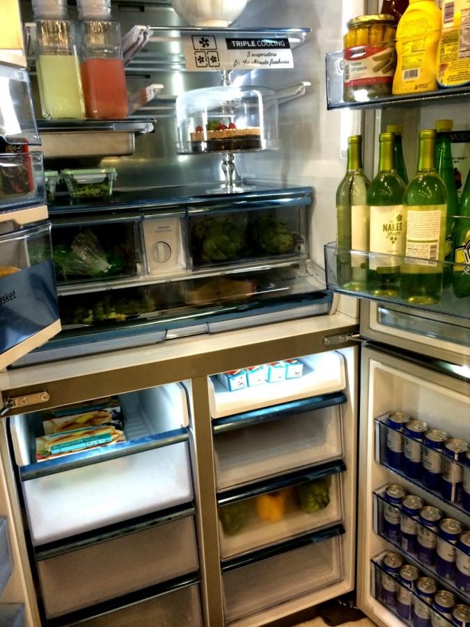 Chef Collection Fridge