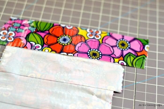 Make Duct Tape Sheets #WalgreensBeauty  #shop