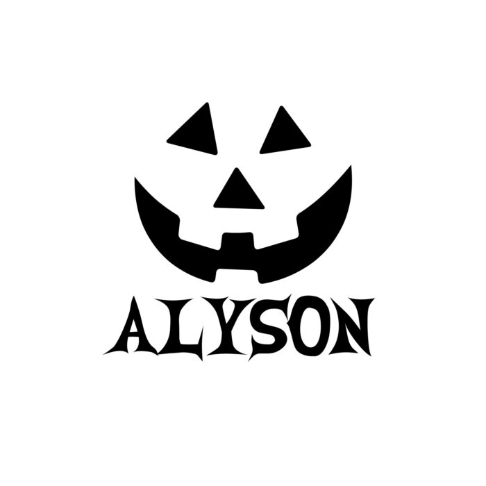 Use PicMonkey to design personalized Halloween tumblers you can create with  your Silhouette!