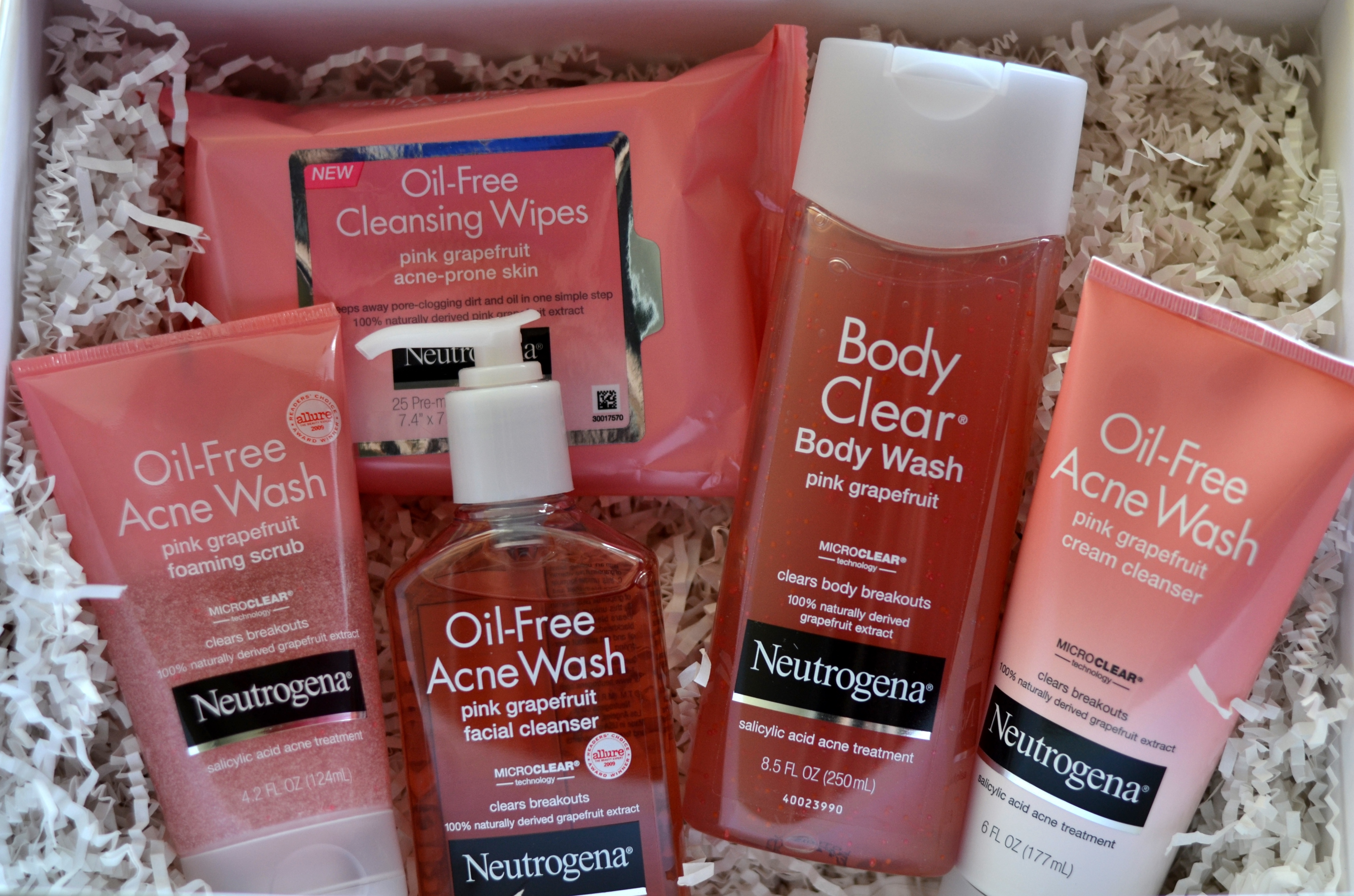 Fight #UnseenAcne with a Neutrogena Giveaway! - As The Bunny Hops®