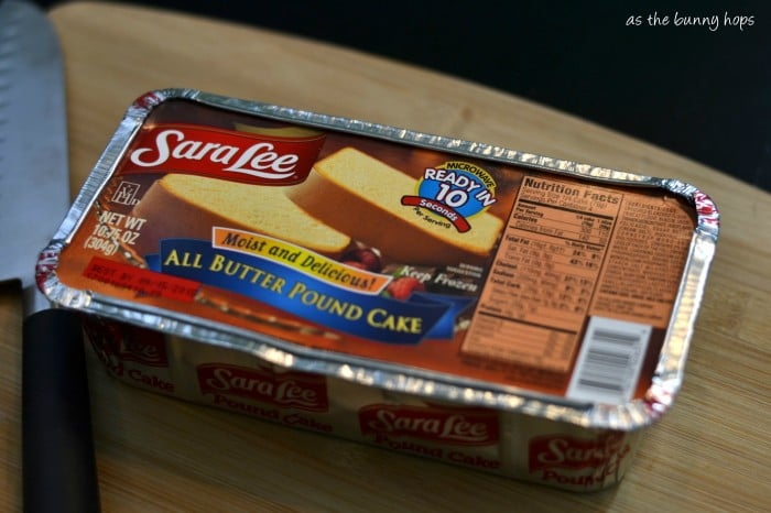 Sara Lee Pound Cake #HaveYourCake #Cbias #shop