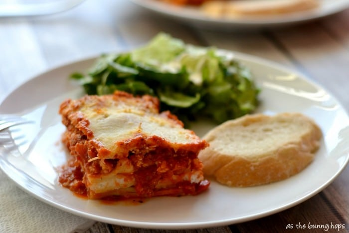 Stouffer's Five Cheese Lasagna Dinner #shop #MyGoodLife