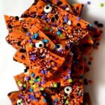 {Recipe} Halloween Boo Bark