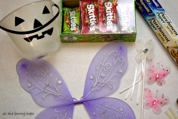 Candy Fairy Costume Supplies #SweetOrTreat #Cbias #shop