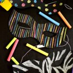 {Tutorial} Chalkboard Masks