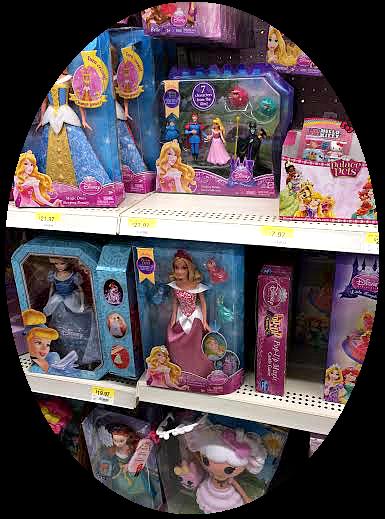 Disney Princess at Walmart #DisneyBeauties #shop