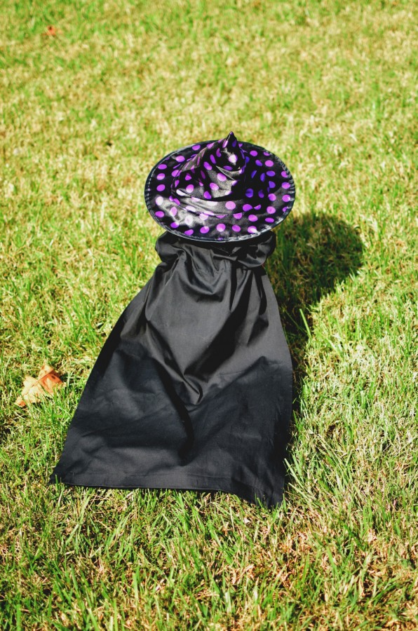 No-Sew Pillow Case Cape