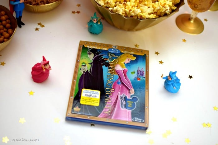 Sleeping Beauty Blu-Ray #DisneyBeauties #shop