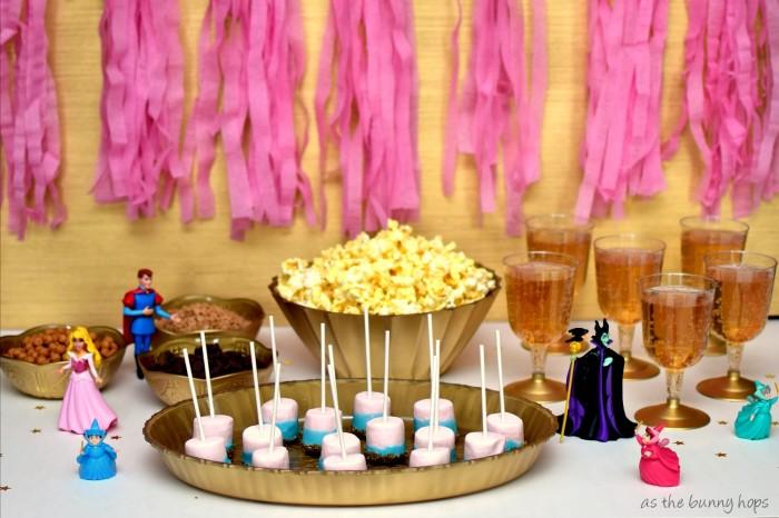 Sleeping Beauty Movie Night #DisneyBeauties #shop