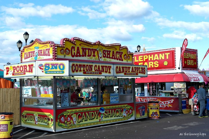 State Fair Candy Shack