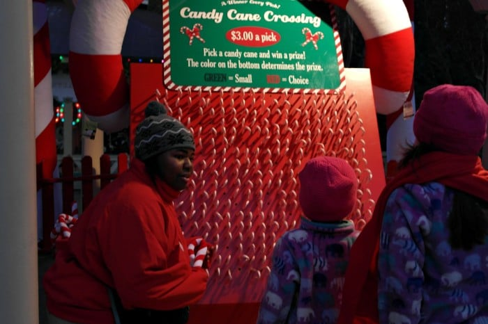 Candy Cane Crossing