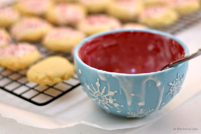 Cookie Icing