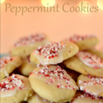 Northpole Peppermint Cookies
