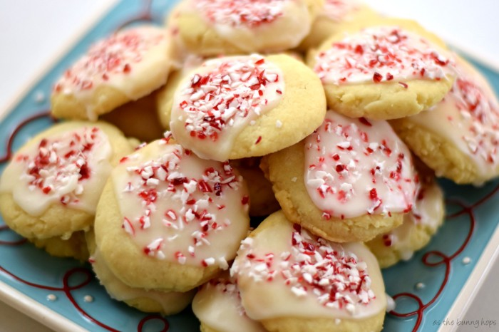It's easy to bake like an elf with supplies from the Northpole Collection! Try these yummy peppermint cookies! #NorthpoleFun #ad