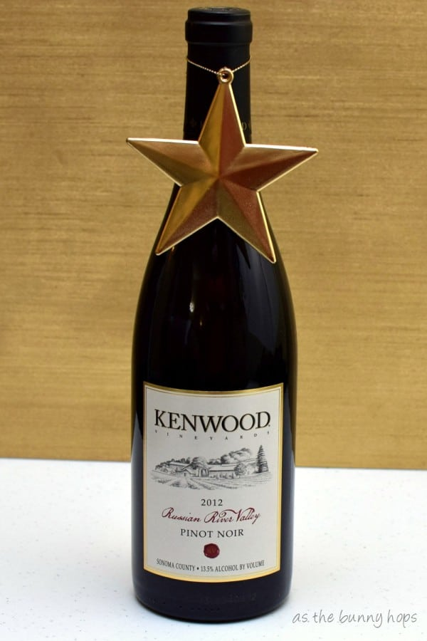 Star on Wine Tree