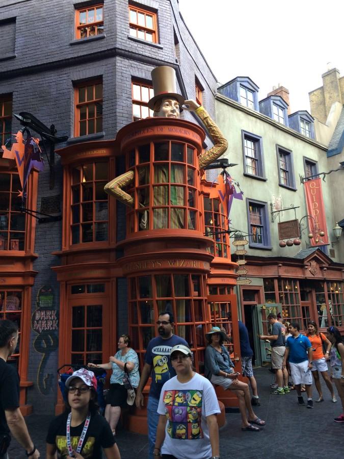 Weasleys Wizards Wheezes