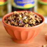 {Recipe} 60 Second Vegetarian Tapenade
