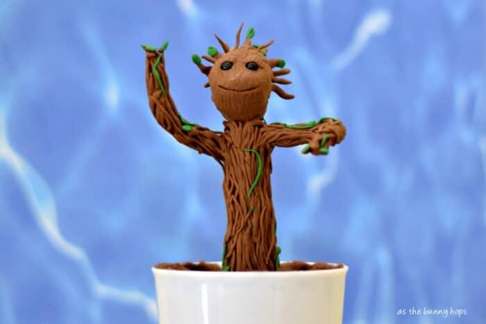 Dancing Groot Puppet
