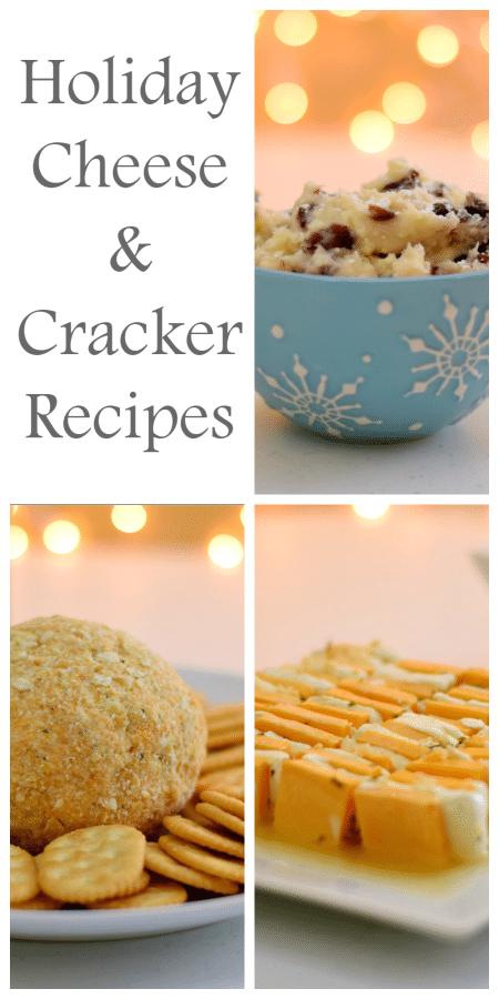 Holiday Cheese & Cracker Recipes