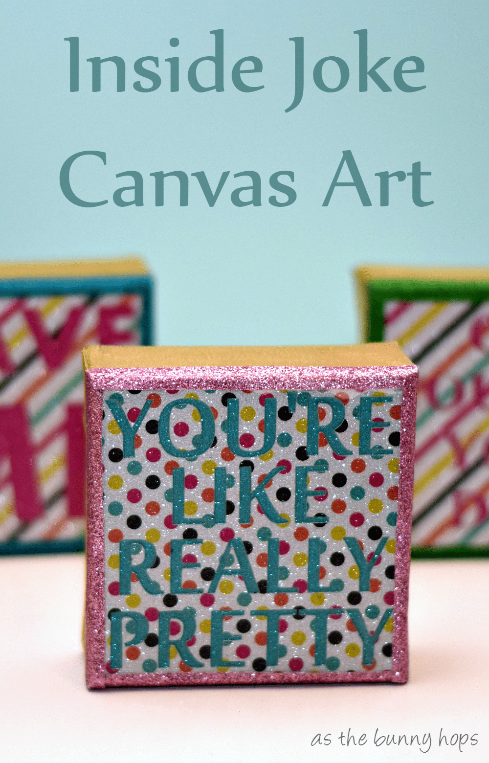Canvas art how to make — photo 1