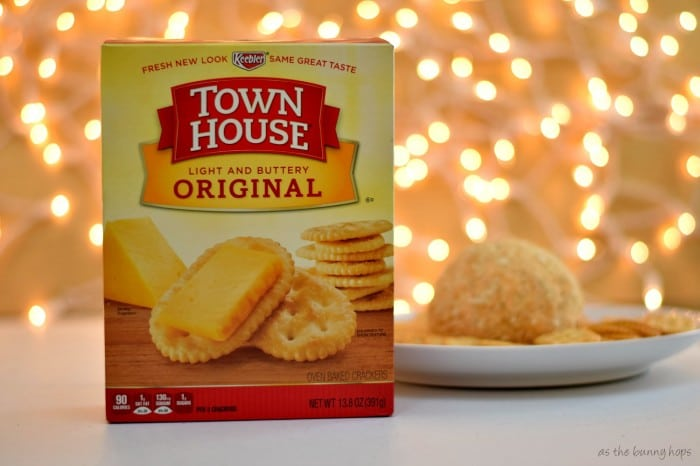 Town Hour Original Crackers